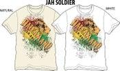 "Image of ""Jah Soldier"" T-shirt"