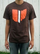 Image of Northern Ohio Pride (Brown) *Women's Sizes Available