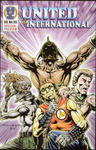 Image of Comic: United & International Presents
