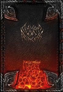 "Image of Diamond Eyed Princess - ""Korlgueläal"" Digibook CD - Limited !"