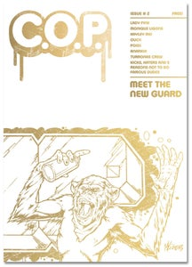 Image of C.O.P. Issue 2