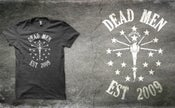"Image of ""Dead Men"" Indiana T-Shirt"