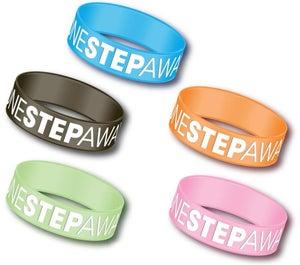 Image of OneStepAway Double-Wide Bracelet