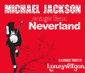 Image of Songs From Neverland - A Bluegrass Tribute to Michael Jackson