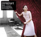 Image of CONSONANT: Self-Titled (CD)