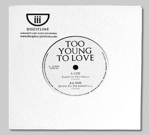 """Image of Too Young To Love - """"Vault of Heaven/Down to the Infinity"""""""