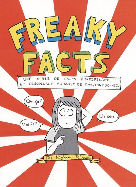 Image of Freaky Facts