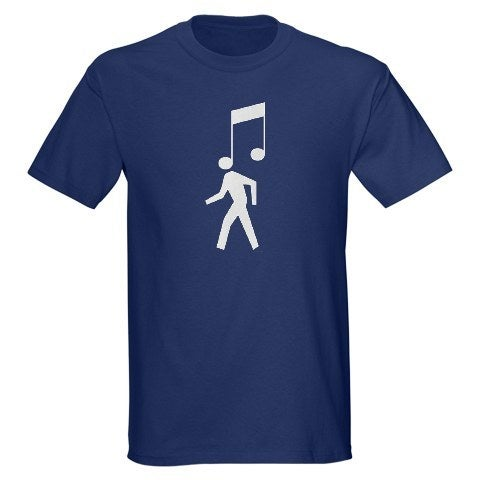 Image of Music Man Unisex T-Shirt