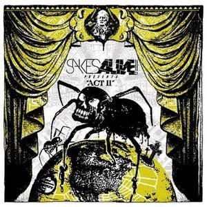 """Image of Sakes Alive!! """"Act II"""" 7"""""""