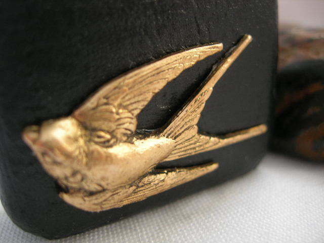 Image of Soaring Swallow Musical Pendant