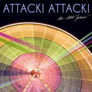 Image of Attack! Attack! The Latest Fashion CD - SIGNED