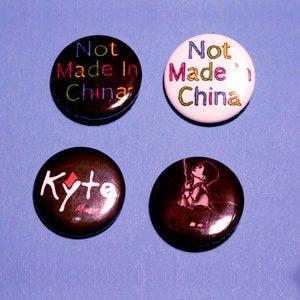 Image of Logo Button Badge