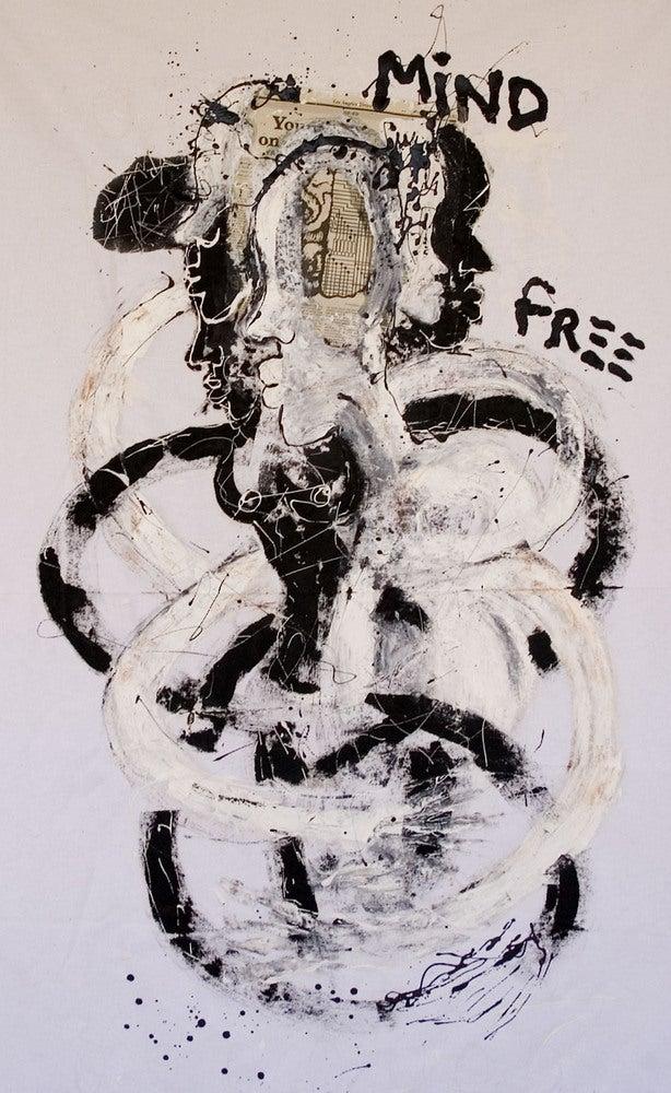 """Image of """"Mind Free"""" by Miles Regis"""