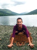 Image of Tiger meditation mat