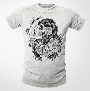 "Image of Shirt - ""Go Ahead"""