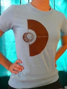 Image of Lady Tape Shirt