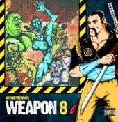 Image of H8TRiD - Weapon VIII (Pressed Version W/ Bonus Tracks)