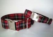 Image of Scottish Tartan Collar on UncommonPaws.com