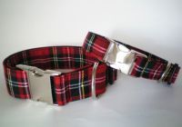 Image of Scottish Tartan Collar in the category  on Uncommon Paws.