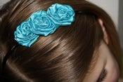 Image of Rosette headband