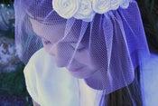 Image of Rosette Veil