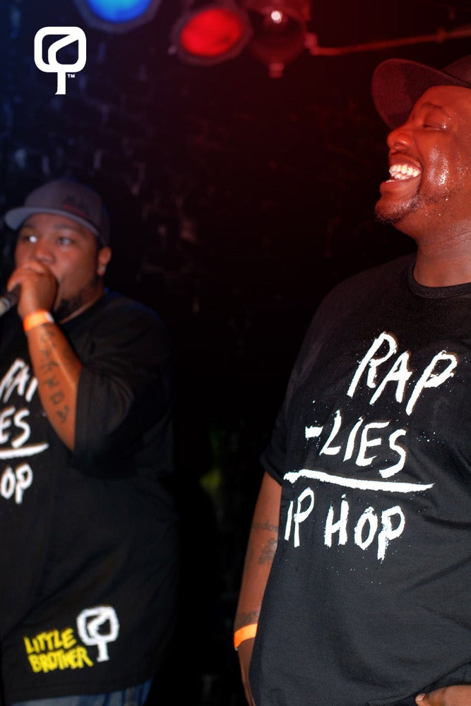 """Image of RAP - LIES 