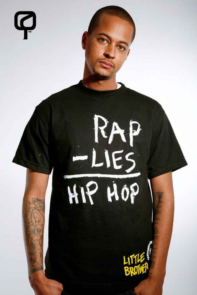 """Image of RAP - LIES   """"LITTLE BROTHER EDITION"""""""