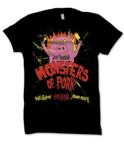 Image of Monsters of Pork