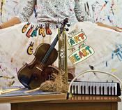 Image of CLARA'S ALBUM- The Art In My Heart