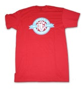 Image of Logo Tall-T Red-Blue/White