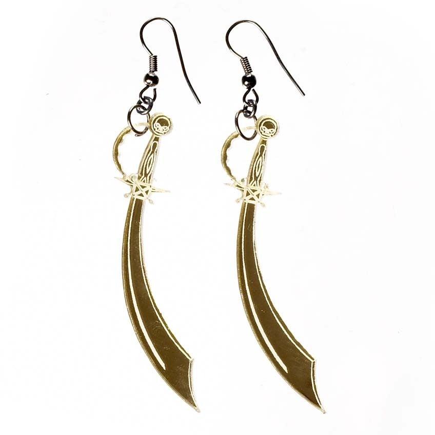 Image of Cutlass Earrings