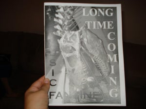 Image of Long Time Coming Music Fanzine Issue #1