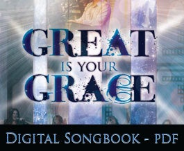 Image of Great Is Your Grace - Digital Songbook (pdf)