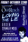 Image of Arden Live in Baltimore - October 22 @ Bourbon Street