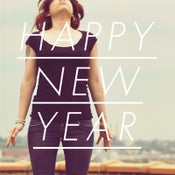 """Image of HAPPY NEW YEAR """"Twins / Hotel"""" 7-inch"""