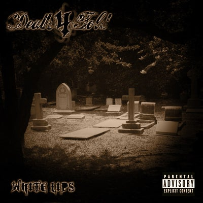 Image of WHITE LIPZ CD (DEATH 4 TOLD)