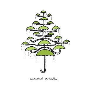 Image of Waterfall Umbrella