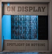 Image of ON DISPLAY - Spotlight On Nothing - NEW 5-Song EP!!!