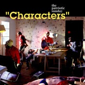 Image of 'Characters' CD by The Patriotic Sunday