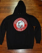 Image of ARMED & HAMMERED HOODIE