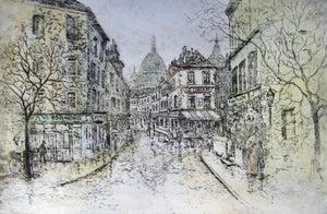 Image of Montmartre, Paris