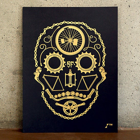 Image of La Bicicleta de los Muertos