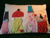 Image of houses pillow 02