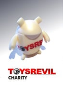 Image of Cavy the Ham-Ster TOYSREVIL CHARITY EDITION