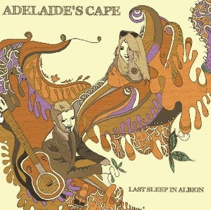 Image of Adelaide's Cape - Last Sleep In Albion (EP)
