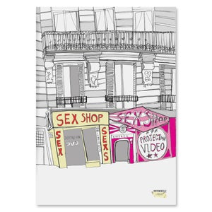 Image of Sex Shop Poster