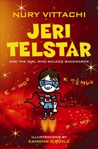 Image of Jeri Telstar and the Girl who walked backwards