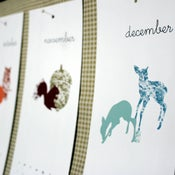 Image of 2012 Printable Nature Calendar