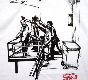 Image of THE ASSASSINATION OF ASSASSINATION (PT. 1) - Enstrumental + Hebru Brantley