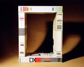 Image of Composición de cintas VHS